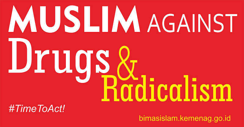 Muslim Against Drugs n Radicalism